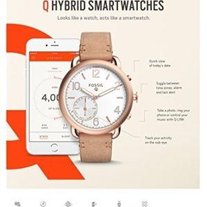 Fossil Q Tailor Gen 2 Womens Smart Watch